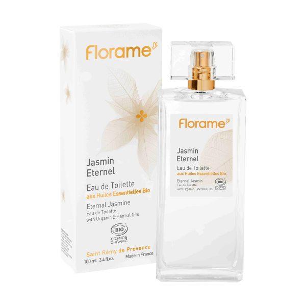 Florame Natural Vegan Perfume - Eternal Jasmine