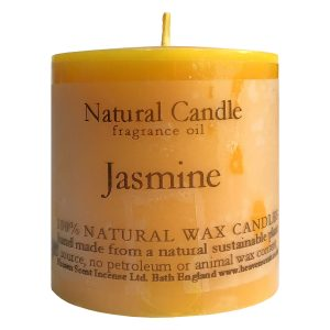Heaven Scent Fragranced Candle - Jasmine