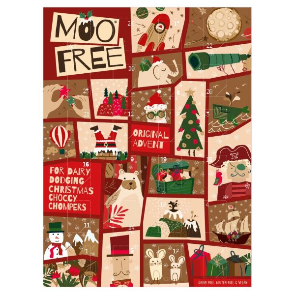Moo Free Chocolate Advent Calendar