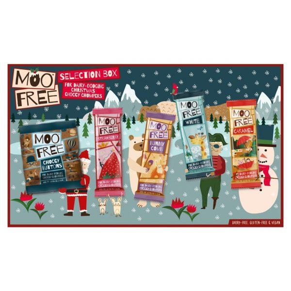 Moo Free Chocolate Selection Box