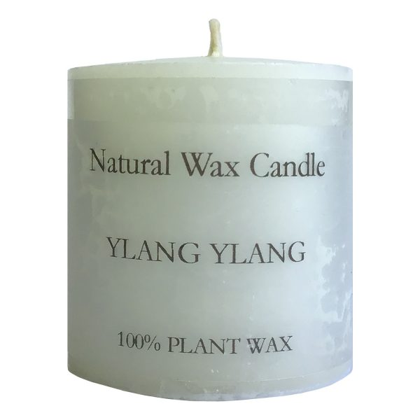 Heaven Scent Essential Oil Candle - Ylang Ylang