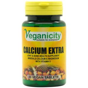 Veganicity Calcium Extra
