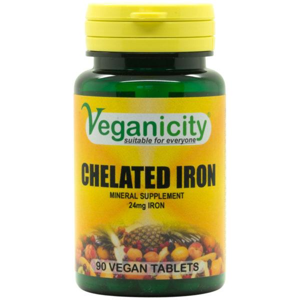 Veganicity Chelated Iron