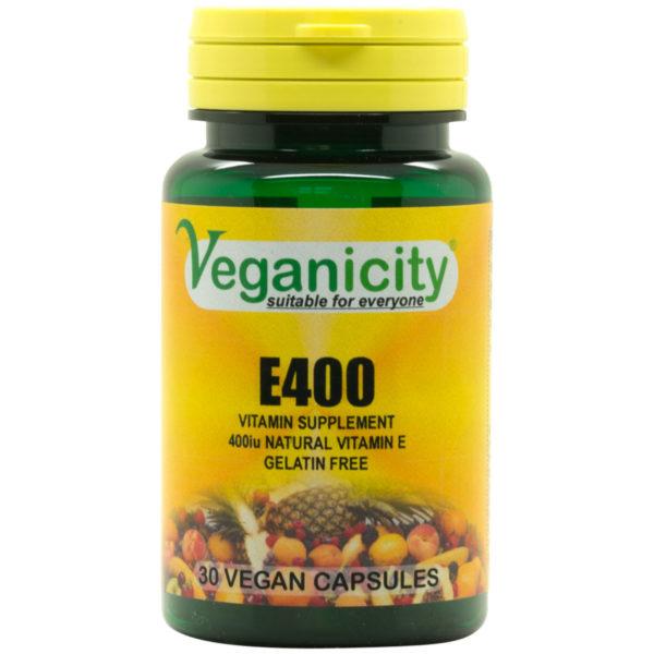 Veganicity E400