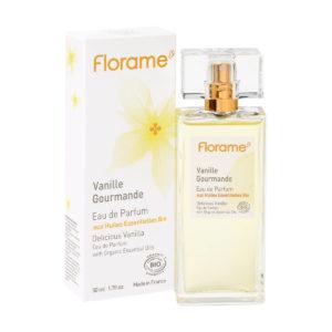 Florame Natural Vegan Perfume - Delicious Vanilla