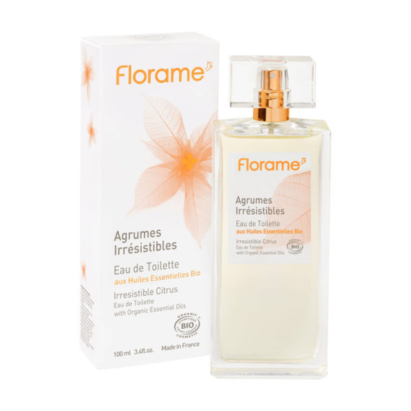 Florame Natural Vegan Perfume - Irresistible Citrus