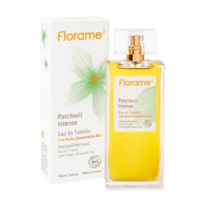 Florame Natural Vegan Perfume - Intense Patchouli
