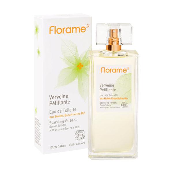 Florame Natural Vegan Perfume - Sparkling Verbena