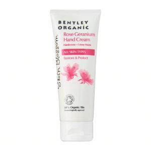 Skin Blossom Hand Cream - Rose Geranium