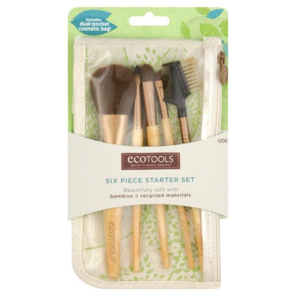 EcoTools Bamboo 6pc Makeup Brush Set