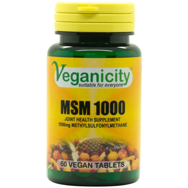 Veganicity MSM 1000