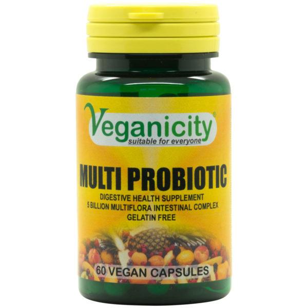 Veganicity Multi Probiotic