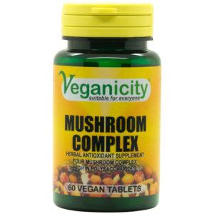 Veganicity Mushroom Complex