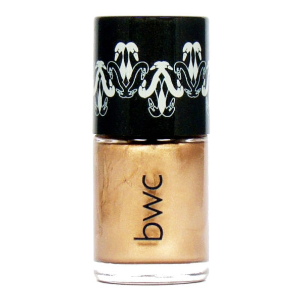 Beauty Without Cruelty Attitude Nail Colour - Gold (no. 15)