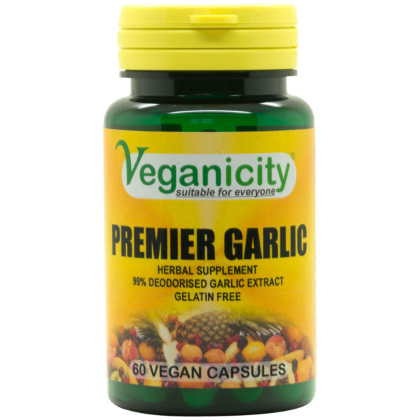 Veganicity Premier Garlic