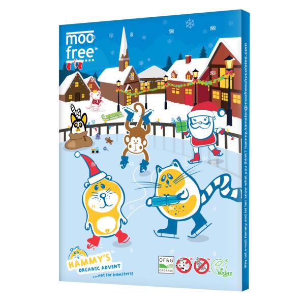Moo Free Chocolate Advent Calendar