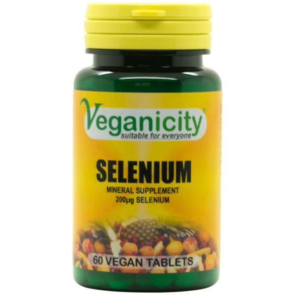 Veganicity Selenium