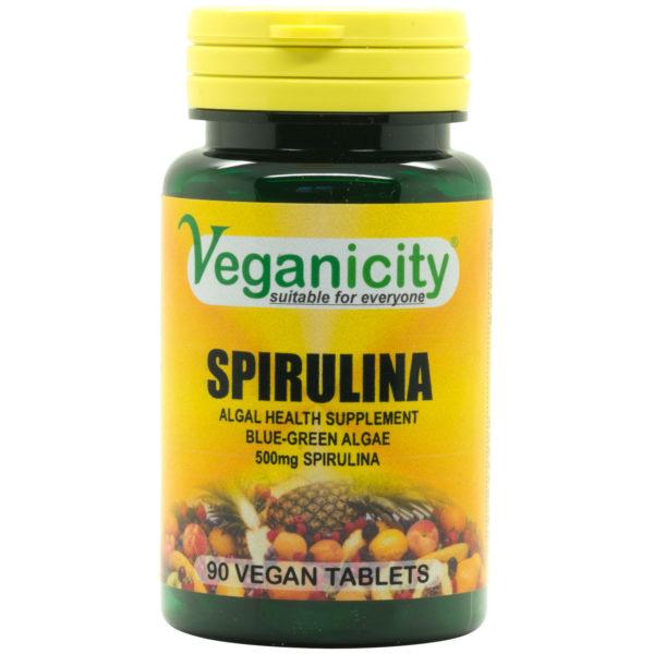 Veganicity Spirulina