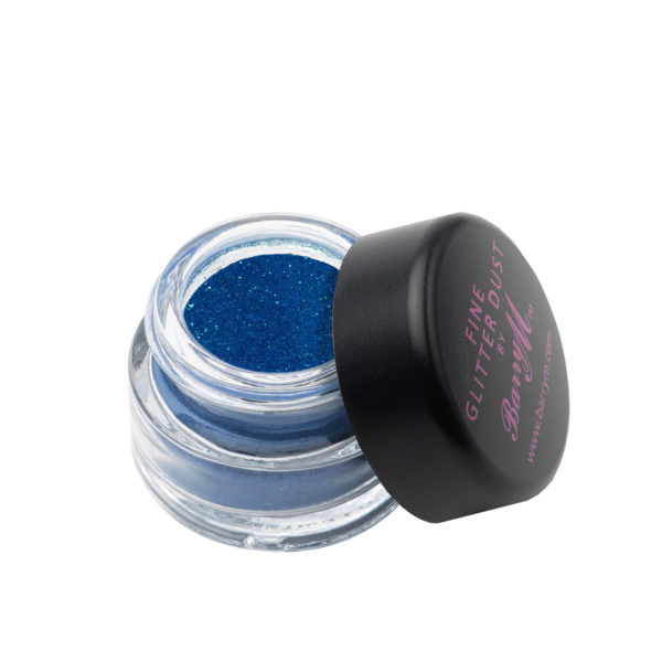 Barry M Cosmetics Fine Glitter Dust - Denim (no. 20)