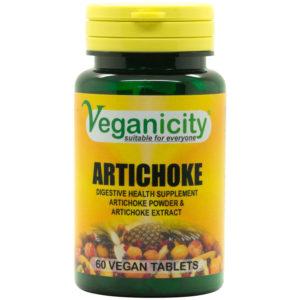Veganicity Artichoke