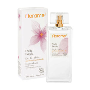 Florame Natural Vegan Perfume - Exquisite Fruits