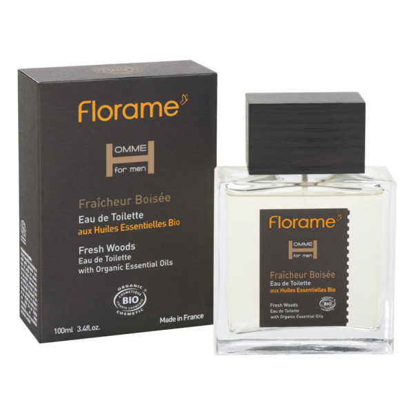 Homme For Men Vegan Aftershave - Fresh Woods