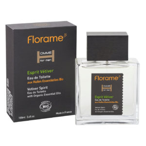 Homme For Men Vegan Aftershave - Vetiver Spirit