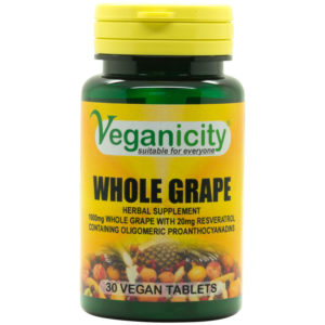 Veganicity Whole Grape