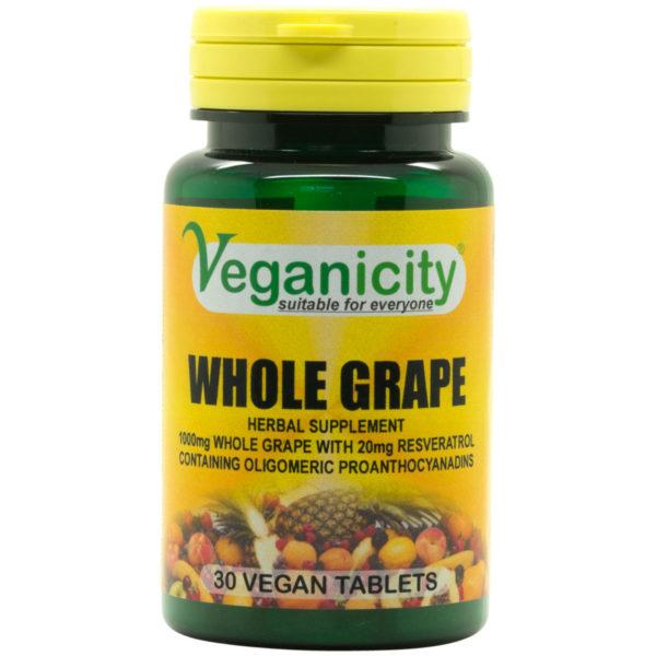 Veganicity Whole Grape
