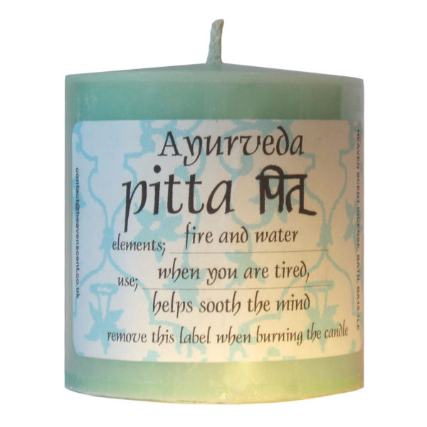 Heaven Scent Ayurvedic Candle - Pitta