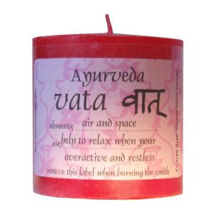 Heaven Scent Ayurvedic Candle - Vata