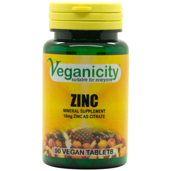 Veganicity Zinc
