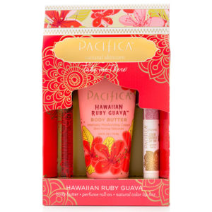 Pacifica Take Me There Gift Set - Hawaiian Ruby Guava