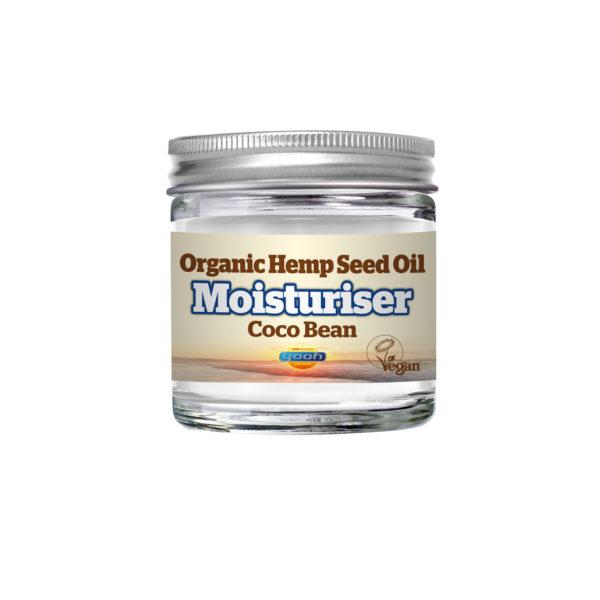 Yaoh Organic Hemp Seed Oil Moisturising Cream - Coco Bean