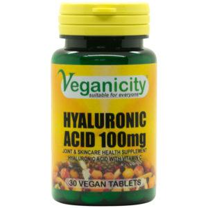 Veganicity Hyaluronic Acid