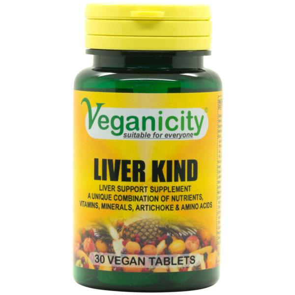 Veganicity Liver Kind