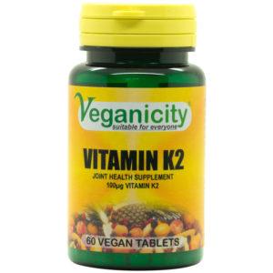 Veganicity Vitamin K2