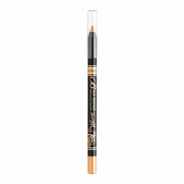 Barry M Cosmetics Bold Waterproof Eyeliner - Bronze (no. 7)