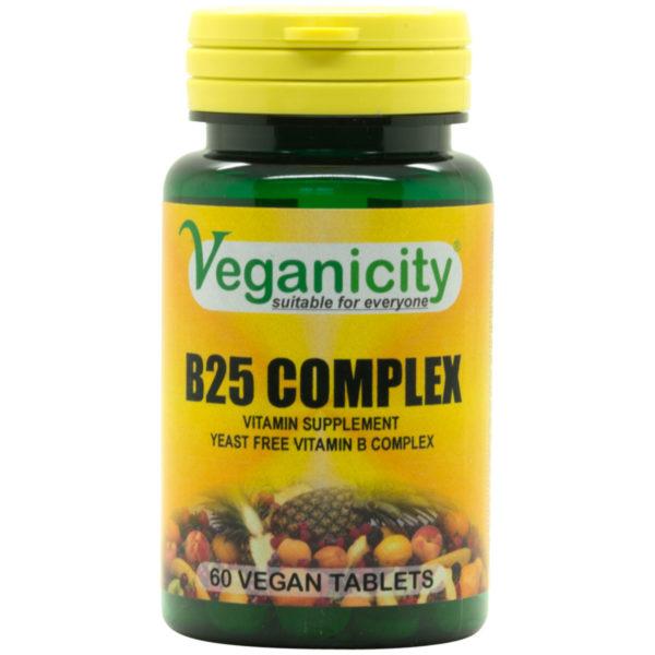 Veganicity B25 Complex