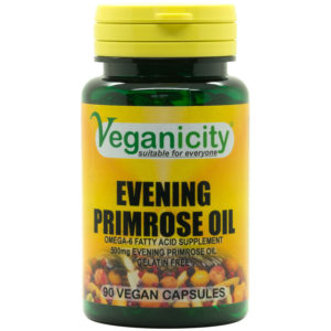 Veganicity Evening Primrose Oil