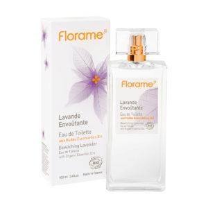 Florame Natural Vegan Perfume - Bewitching Lavender