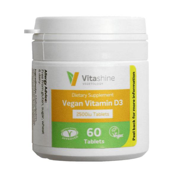 Vitashine Vitamin D3 - 2500iu