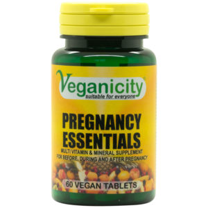 Veganicity Pregnancy Essentials