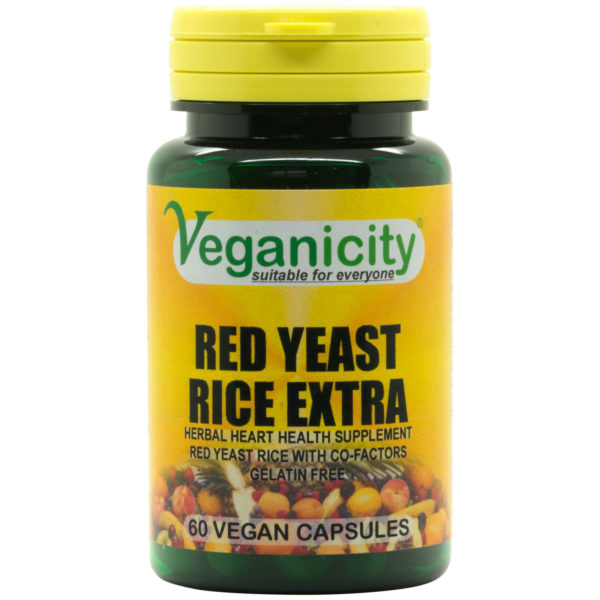 Veganicity Red Yeast Rice Extra