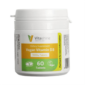Vitashine Vitamin D3 - 1000iu