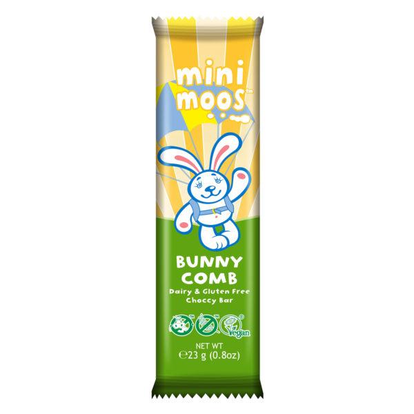 Moo Free Mini Moos Bunnycomb Bar