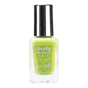 Barry M Cosmetics Gelly Hi Shine Nail Paint - Key Lime (no. 14)