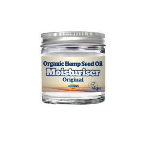 Yaoh Organic Hemp Seed Oil Moisturising Cream - Original