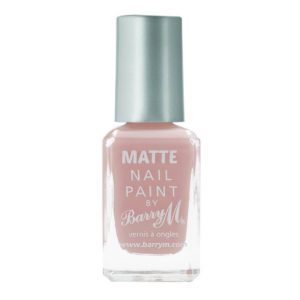 Barry M Cosmetics Classic Matte Nail Paint - Nude Vanilla (no. 4)