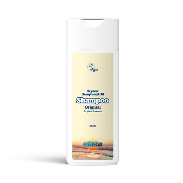 Yaoh Organic Hemp Seed Oil Shampoo - Original